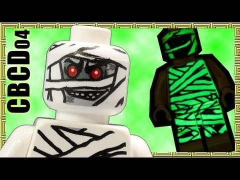 Vidéo LEGO Monster Fighters 9462 : La momie