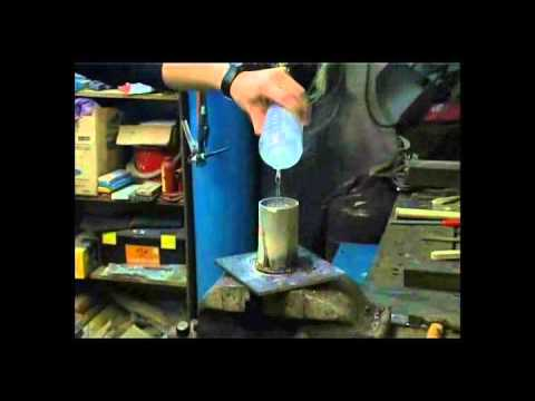 MAGNA 307 GI&WaterWetArea BizConTech (видео)
