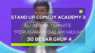 Video Stand Up Comedy Academy 3 : Ali Akbar, Ternate - Perubahan Dalam Hidup MP3, 3GP, MP4, WEBM, AVI, FLV September 2017