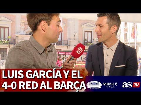 Luis García y el análisis de la final de Champions: del 4-0 al Barça a Klopp y Mané | Diario As