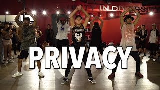 Chris Brown - Privacy - Choreography by Alexander Chung | Filmed by @RyanParma