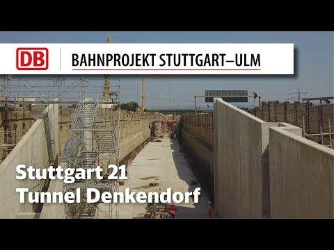 Tunnel Denkendorf