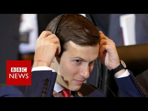 US-Russia probe: Trump son-in-law Kushner denies collusion - BBC News