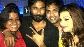 Simbu, Sneha, Dhanush to celebrate non alcoholic new year in Chennai  | Cinema News