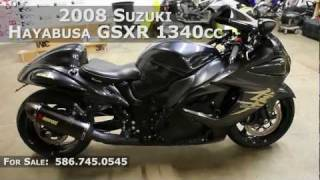 6. For Sale 2008 Suzuki Hayabusa GSXR 1340cc Customized by metrorestyling.com