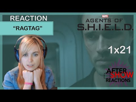 Marvels Agents Of SHIELD S01E21 - RagTag Reaction