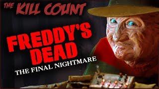 Video Freddy's Dead: The Final Nightmare (1991) KILL COUNT MP3, 3GP, MP4, WEBM, AVI, FLV September 2019