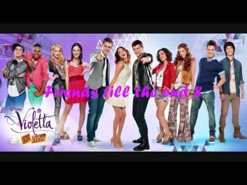 , title : '★Le 13 canzoni più belle di Violetta 3 ★'