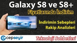 Samsung Galaxy S8 ve S8+ Modellerinde Fiyat Güncellemesi ve Pazar Analizi