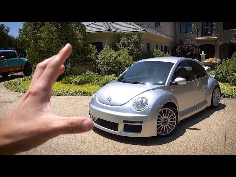 The Most Expensive Beetle In The World: The RSI