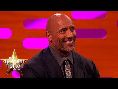 Is Dwayne 'The Rock' Johnson Going to Run for President in 2020? | The Graham Norton Show