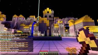 Minecraft: LUCKY BLOCKS MOD CASTLE WARS! Modded Mini-Game