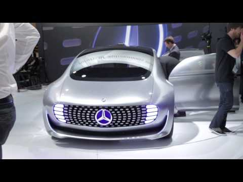 Car tech trends at CES 2015