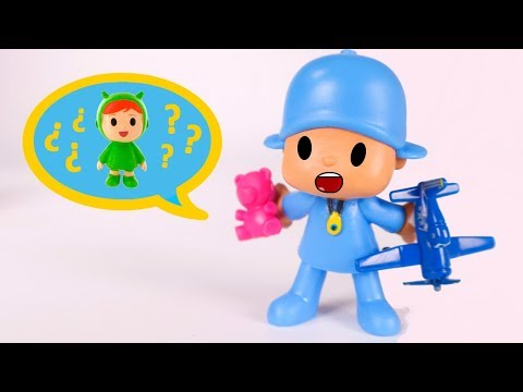 Pocoyo Toys in English  COMPILATION with best videos