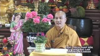 Thầy Thích Pháp Hòa - Đạo Sư và Đệ Tử clip 1/6 (May 23, 2010)