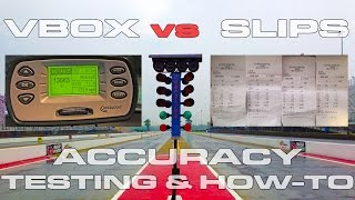 Racelogic VBOX Sport Performance Box Review and 1/4 Mile Accuracy Testing in a Tesla P90D Ludicrous by DragTimes