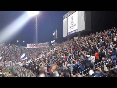 Gracias a la vida - Barra Los Cruzados ( Católica vs San Lorenzo ) - Los Cruzados - Universidad Católica