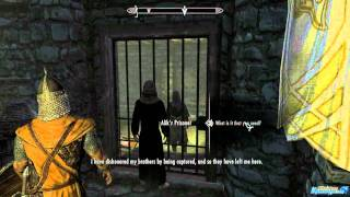 This video shows how to free the Alikr prisoner (In My Time of Need Quest) According to Saadia, he knows where Kematu is Video...