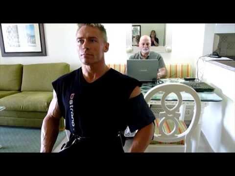 Naturlig fitness- og bodybuildingkonkurrence i Danmark