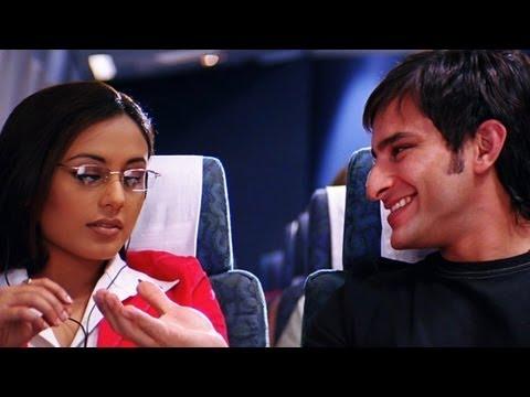 First meeting very interesting | Scene | Hum Tum | Saif Ali Khan | Rani Mukerji