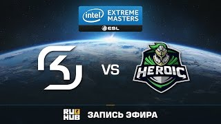 SK Gaming vs Heroic - IEM Katowice - Group B - de_mirage [ceh9, CrystalMay]SK
