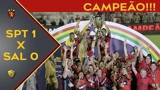Bastidores da conquista do 41º título pernambucano