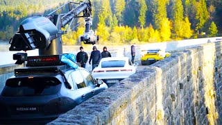 """Inside """"The Heist"""": The Making of Porsche's Big Game Commercial by Motor Trend"""