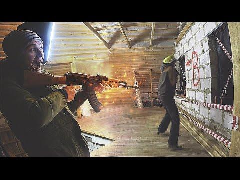 ЖЕСТКИЙ СПОР CS:GO - Выстрел в тело из AK-47