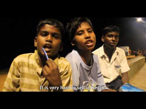 Invisible Indians - Story 1 - A Sticker Story short film