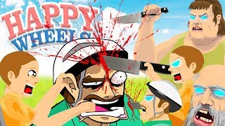 Download Lagu PAPI Y TIMMY VS GENTE MUY LOCA | HAPPY WHEELS #186 Mp3