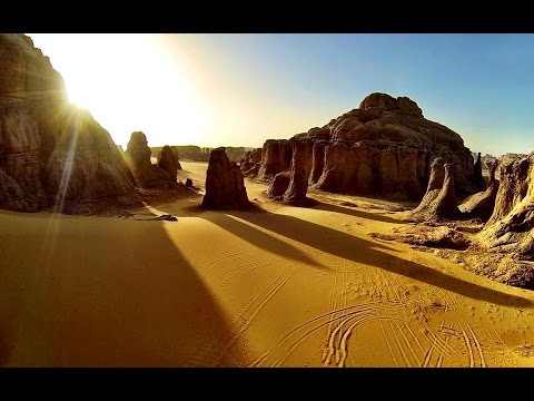 The 4K Algerian Sahara Adventure