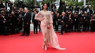 Video Stunning Sonam Kapoor at Cannes 2014 for Loreal Paris MP3, 3GP, MP4, WEBM, AVI, FLV Juli 2017
