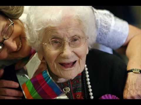 Top 10: Oldest Living People (October 2012)