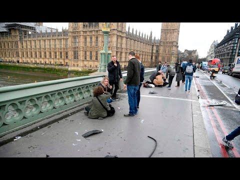 Стрельба у парламента в Лондоне: есть раненые и убитый
