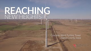 Corning (IA) United States  city photos : MidAmerican Energy Company Concrete Wind Turbine