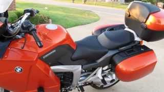 8. 2006 BMW K1200GT, ABS, Electronic Ride Control, fresh Michelin Pilot Road 2's, for sale in Texas