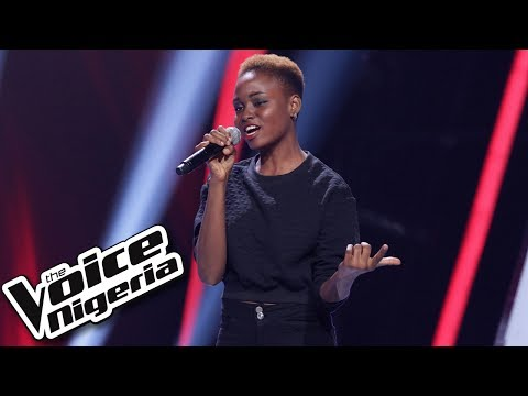 "Bunmi Oshin sings ""Only Girl (In The World)"" / Blind Auditions / The Voice Nigeria Season 2"
