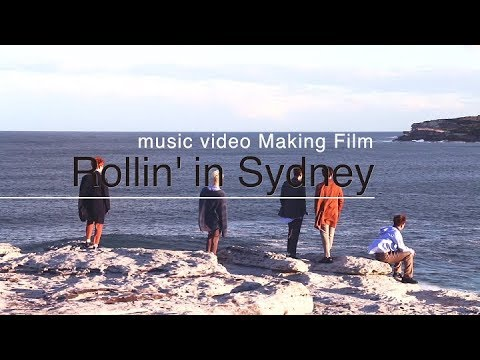 B1A4 Rollin' MV Making Film ep.03