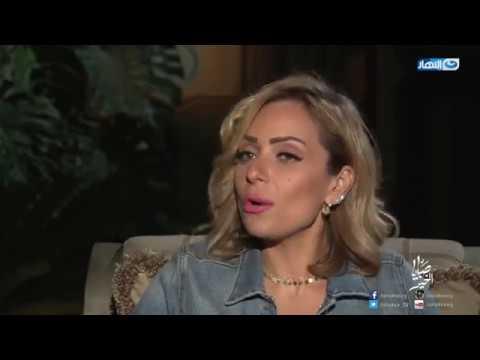 ريم البارودي تكشف متى تم طلاقها من أحمد سعد