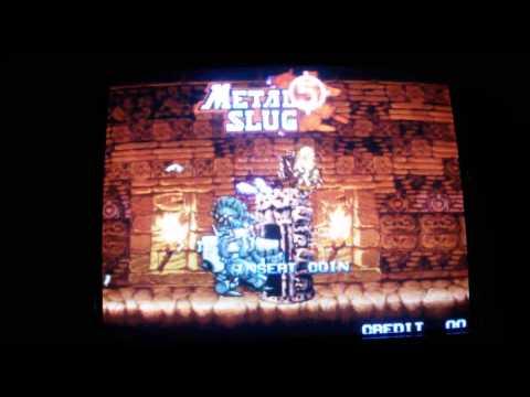 metal slug 5 neo geo cheats
