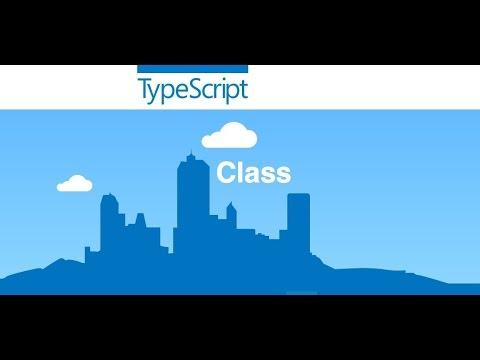14-  TypeScript||  Class