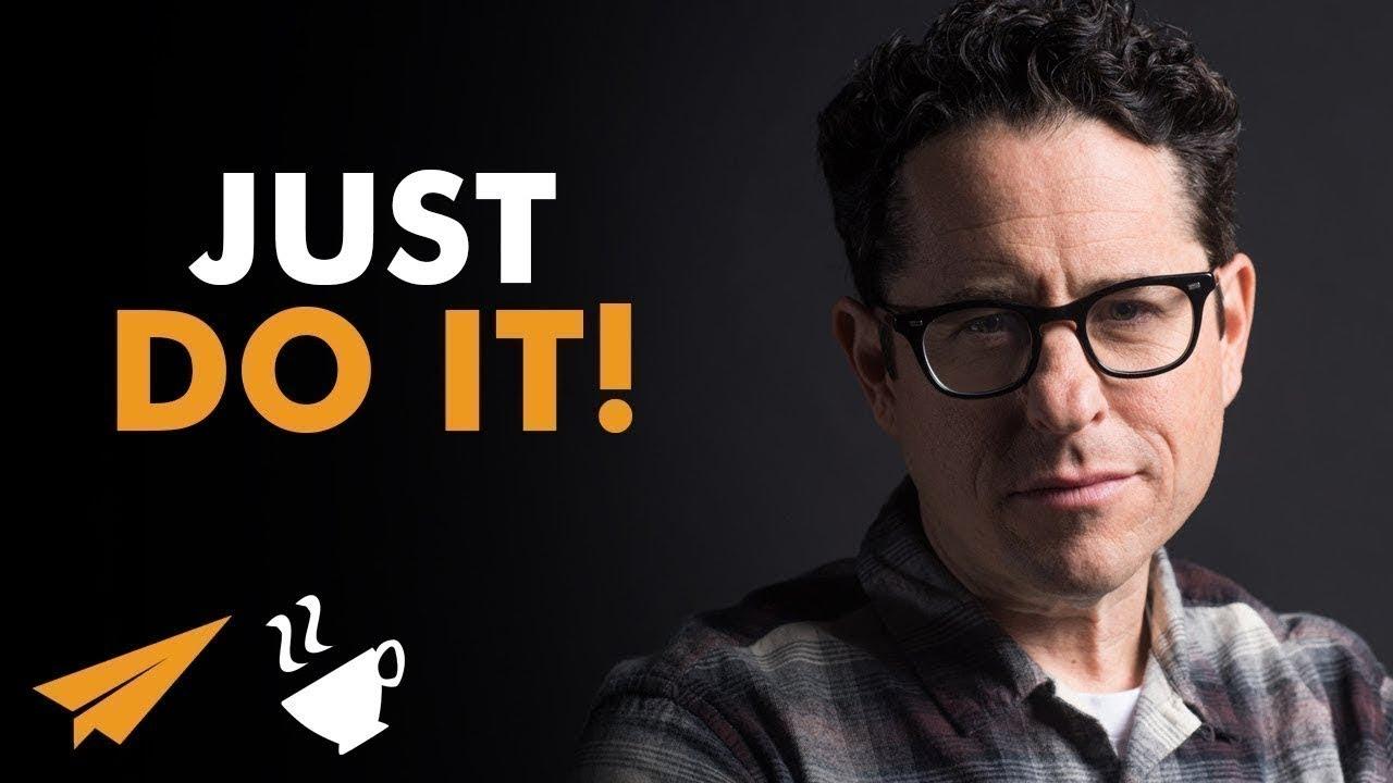 Just DO It! - J.J. Abrams - #Entspresso