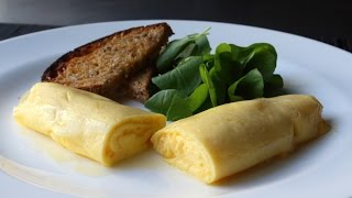French Omelette - How to Make Soft, Buttery French-Style Omelets by Food Wishes