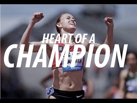 HEART OF A CHAMPION - Running Motivation
