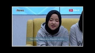 Download Video Subhanallah, Indahnya Suara Nissa Sabyan Melafalkan Ayat Alquran Part 02 - Alvin & Friends 14/08 MP3 3GP MP4