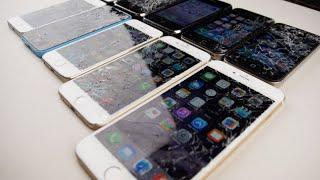 Video iPhone 6 Plus vs 6 vs 5S vs 5C vs 5 vs 4S vs 4 vs 3GS vs 3G vs 2G Drop Test! MP3, 3GP, MP4, WEBM, AVI, FLV November 2017