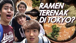 Video BELOM BUKA UDAH NGANTRI! RAMEN TERENAK DI TOKYO!? MP3, 3GP, MP4, WEBM, AVI, FLV April 2019