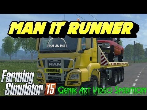 MAN ITRunner Pack 1.6.3