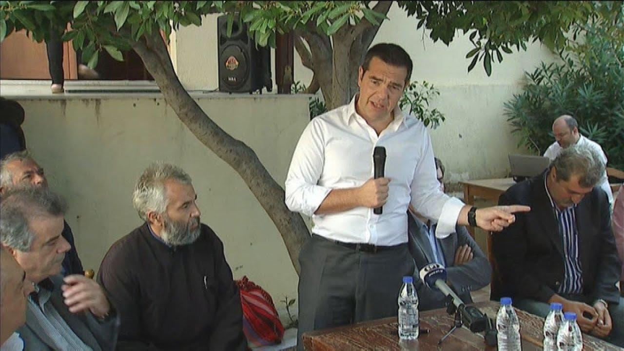 Κάλεσμα του Αλ. Τσίπρα να συμμετάσχουν οι πολίτες στο νέο ΣΥΡΙΖΑ