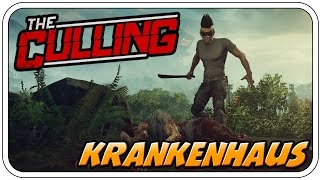 1 HP ENTSCHEIDET ALLES - • Let's Play The Culling • - Dhalucard